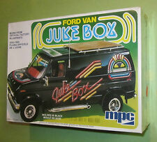 MPC 1981 Ford Juke Box Van Annual Factory Sealed Kit # 0439 F/S 81
