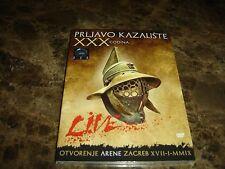 Prljavo Kazalište - XXX godina, Live (DVD 2009)