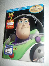TOY STORY 3 FUTURE SHOP STEELBOOK EXCLUSIVE BLU-RAY OOP RARE BRAND NEW SEALED