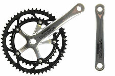 SHIMANO TIAGRA 175mm ROAD 9 SPEED DOUBLE 52/39 TEETH CHAINSET OCTALINK  FC-4401