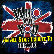 THE WHO -  The Who - A Tribute To... (cd) Neu