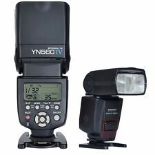 YONGNUO YN-560 IV Wrieless Speedlite Flash Light for Canon Nikon DSLR Camera