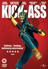 Kick-Ass [UK] New Region 2 DVD