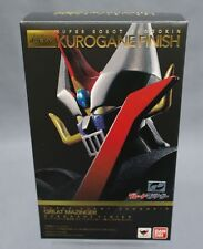 Super ROBOT Chogokin Great Mazinger KUROGANE FINISH Bandai Japan NEW