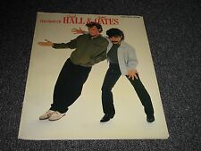 The Best of Hall & Oates Songbook Piano/Vocal/Guitar 1982