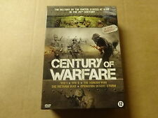 6 DVD BOX / CENTURY OF WARFARE: WW I, WW II, KOREAN WAR, VIETNAM WAR, DESERT ...