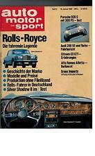 auto motor und sport - Heft 2 - 1980