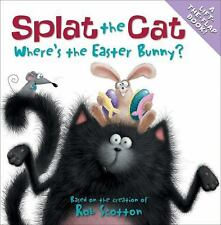 Rob Scotton - Splat The Cat Wheres The Easte (2011) - New - Trade Paper (Pa