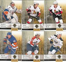 11/12 2011/12 Ultimate Collection Rookie Joe Finley #68 Sabers /399