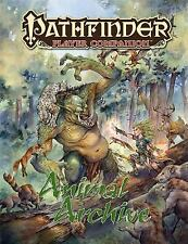 NEW - Pathfinder Player Companion: Animal Archive by Staff, Paizo