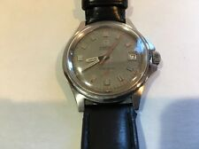 1966 OMEGA Geneve Red Anchor Admiralty Wristwatch cal. 561 - 24 Jewels