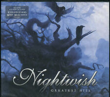 Nightwish - Greatest Hits 2 CD  SEALED AND NEW