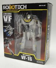 Robotech 30th Anniversary 1/100 Scale Transformables Figure Roy Fokker's VF-1S