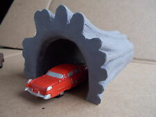 Drive Through HO Log Tunnel Kit by Railway Recollections