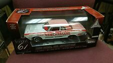 1:18 ERTL HIGHWAY 61 RAMCHARGERS 1964 DODGE 330 SUPERSTOCK Die Cast Car IN BOX