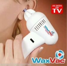 WAX VAC EAR CLEANER EAR CLEANING MACHINE EAR WAX CLEANER