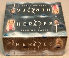 2007 TOPPS HEROES SEASON 1 TRADING CARD SEALED HOBBY BOX HAYDEN PANETTIERE AUT?