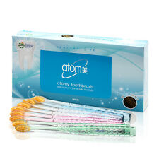 Atomy Toothbrush 99.9% Gold Coated Nano Brush (Made in Korea) -FREE SHIPPING-