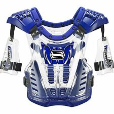 Shift racing armour chest protector profile size adults OSFM blue