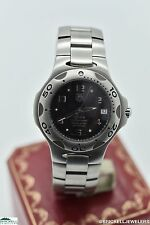 TAG HEUER	KIRIUM	WL5119	BLACK					Stainless Steel			Mechanical (Automatic)	WATCH