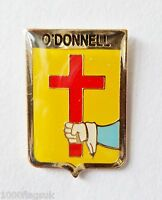 O'Donnell Irish Family Surname Pin Badge