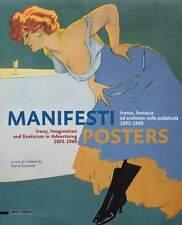 LIVRE/BOOK : POSTERS / AFFICHE 1895 - 1960 (pub érotique,eroticism,irony .. ads