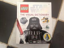 Vintage Original De Lego Star Wars The Visual Dictionary Tapa Dura Libro 2009