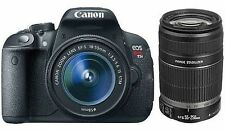 Canon EOS Rebel T5 / EOS 1200D 18.0 MP Digital SLR Camera - Black (Kit w/...