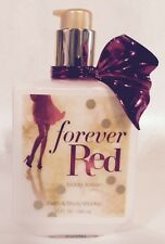 BATH & BODY WORKS FOREVER RED BODY LOTION 10 OZ. NEW