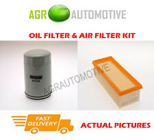 PETROL SERVICE KIT OIL AIR FILTER FOR ROVER STREETWISE 1.6 109 BHP 2004-05