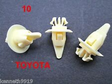 TOYOTA LAND CRUISER 90 Fender Wheel Flare MOULDING Replacemen Plastica Clip tt49
