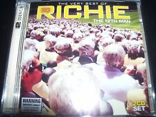 The 12th Twelfth Man The Very Best Of Richie (Australia) 2 CD - New