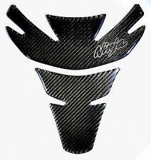 Kawasaki Ninja ZX10R ZX6R real Real Carbon Fiber tank pad Protector Sticker trim