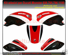 adesivi per ducati monster 696 796 1100 S corse decals stickers