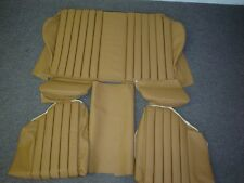 MERCEDES BENZ R107 REAR Folding jump seat covers 280sl,300SL,420SL,500SL VINYL