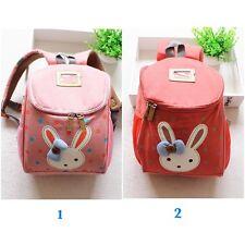 Adorable coreano conejo cartera/Mochila mejor regalo para niñas