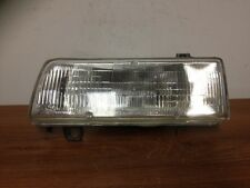 1990 TOYOTA COROLLA L/DR HEADLIGHT OEM *BROKEN TAB/NO BRACKET