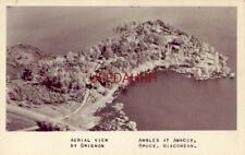 AMBLES AT AMACOY, BRUCE, WI. aerial view by Grignon