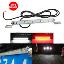 Universal White/Red 30-SMD LED Lamp For License Plate, Backup, Brake or Rear Fog
