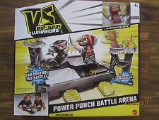 VS RIP-SPIN WARRIORS POWER PUNCH BATTLE ARENA SET