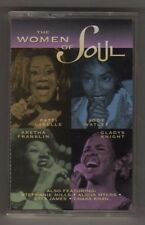 The Women of Soul Cassette Tape (MCA 1997)