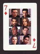 Third Watch TV Show Series 2003 NBC TV Promo Playing Card