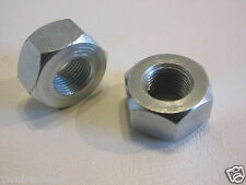 Mutter M11x1 SEARS Allstate Mofa Moped vorn SW19 verzinkt - nut M11x1
