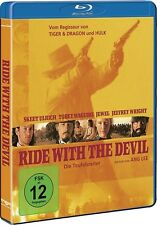 RIDE WITH THE DEVIL (Skeet Ulrich, Tobey Maguire) Blu-ray Disc NEU+OVP