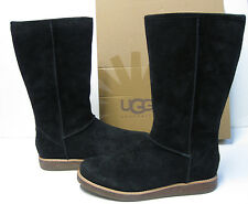 Ugg Rue Black Women Tall Boots US9/UK7.5/EU40