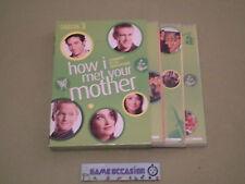 HOW I MET YOUR MOTHER SAISON 3 COMMENT JE L'AI RENCONTREE COFFRET 3 DVD