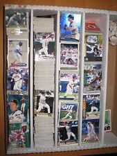 1998  &  1999 Aurora  & Inserts  Baseball Large  Lot approximately 520 Cards