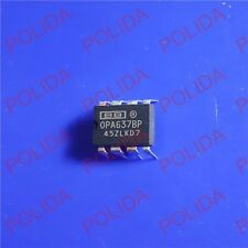 1PCS OP AMP IC BURR-BROWN/BB/TI DIP-8 OPA637BP OPA637BPG4 100% Genuine and New