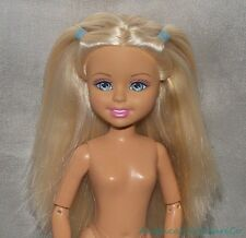 Barbie Sister WEE 3 FRIENDS STACIE Tween Blonde w/Blue Eyes Jointed Fashion Doll