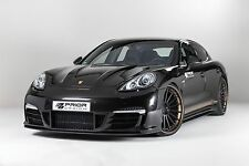 PORSCHE PANAMERA 970 BODY KIT FRONT/REAR BUMPER HOOD SPOILER SIDE SKIRTS TURBO S